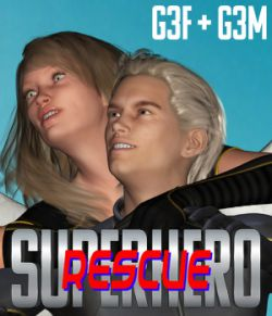 SuperHero Rescue for G3F & G3M Volume 1