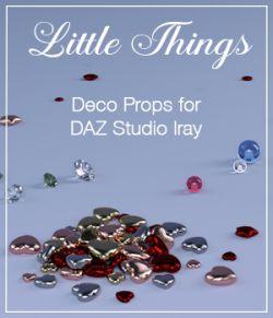 Little Things for Daz Studio