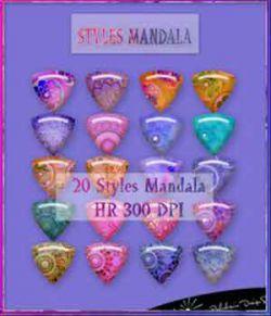 Styles Mandala