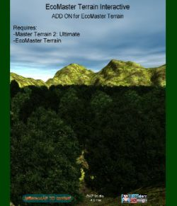 EcoMaster Terrain Interactive