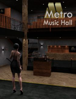 IDG Metro Music Hall