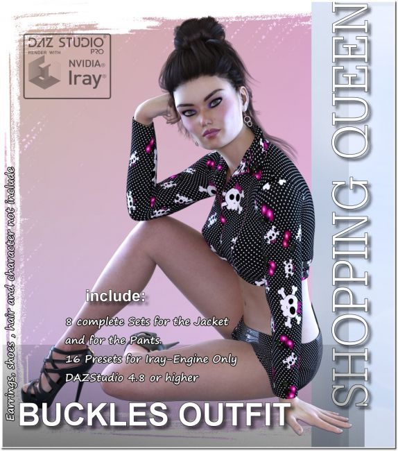 Shopping Queen: for Buckle Outfit