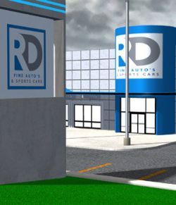 Car Dealership (for Poser)