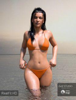 RealFit String Bikini