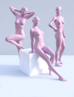 Graceful Poses for Genesis 3 Female(s)