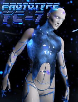 HP Prototype YC-7 for Genesis 3 Male