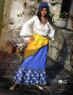 Romi for Genesis 3 Female(s)