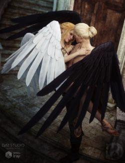Seraphim Wings for Genesis 3