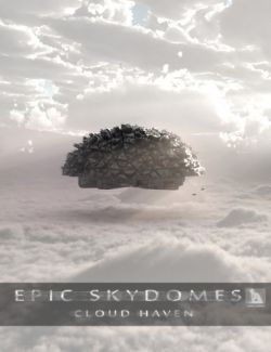 Epic Skydomes: Cloud Haven HDRI
