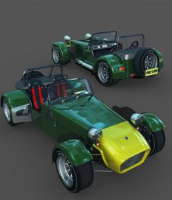 LOTUS CATERHAM-EXTENDED LICENSE