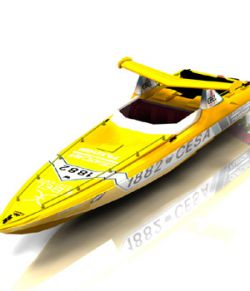 Offshore Racer in obj format - Extended License