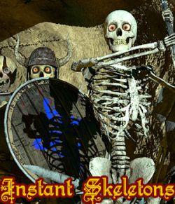 Instant Skeletons: Warriors