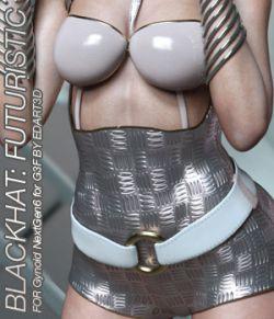 BLACKHAT:FUTURISTIC- Gynoid NextGen6 for G3F