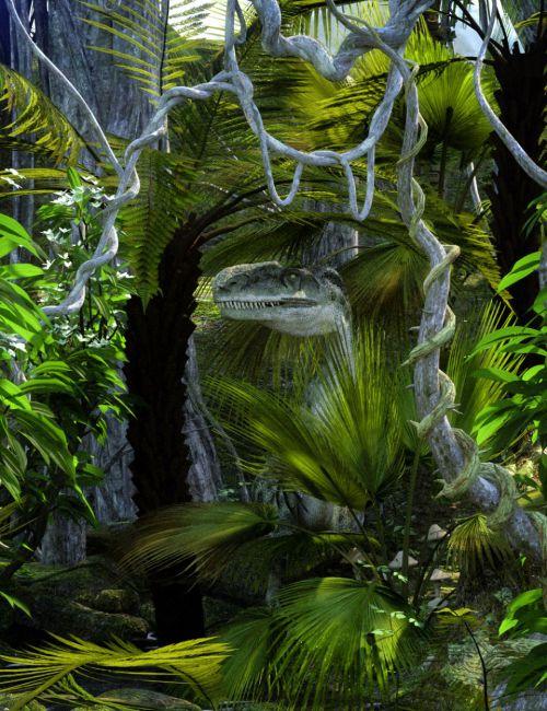 Tropical Plants for Daz Studio Vol 2