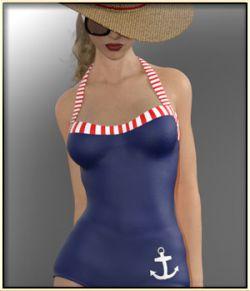Faxhion - Vintage Swimwear