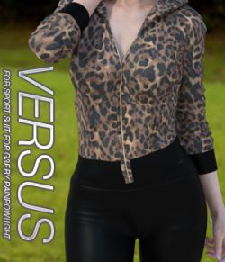 VERSUS- Sport Suit for Genesis 3 Females