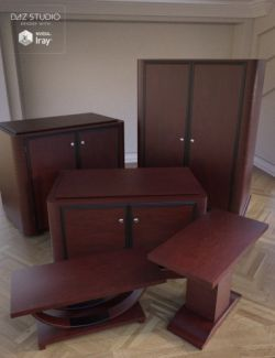 Furniture Prop Set