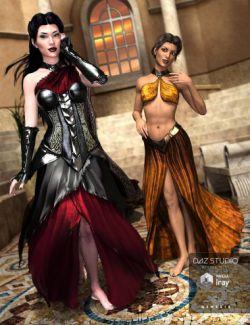 The Aquila Ensemble for Genesis 3 Female(s)