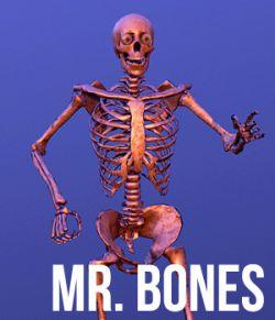 Mr. Bones - Extended License