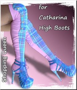 Shopping Queen: for Catharina High Boots
