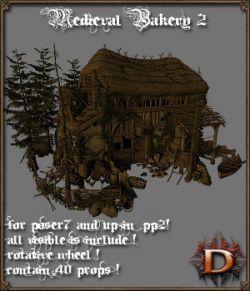 Medieval Bakery 2