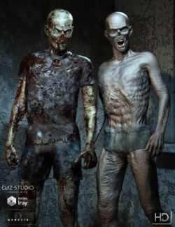 Ultimate Zombie for Genesis 3 Bundle