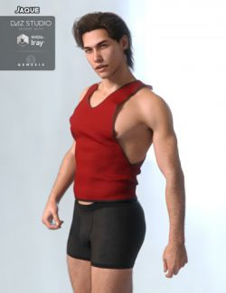 Jaque For Genesis 3 Male(s)