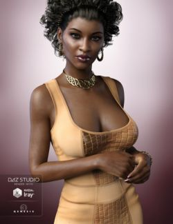 FWSA Zarina HD for Genesis 3 Female(s)
