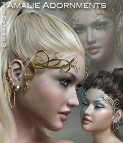 Amalie Adornments for Genesis 3