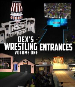 Dexs Wrestling Entrances