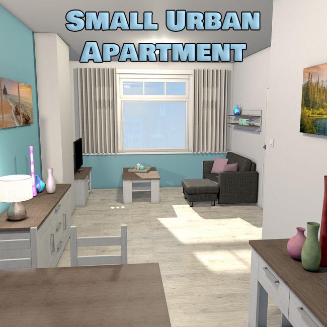 Small Urban Apartment