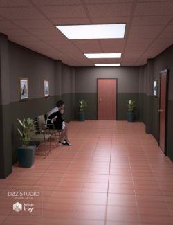 Business Hallway