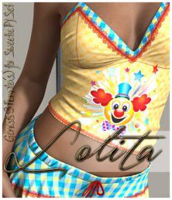 Lolita for Sweetie PJ Set G3F