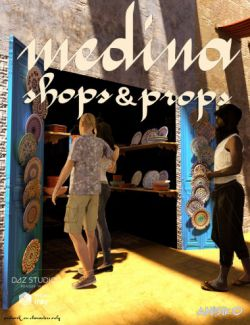 Medina Shops and Props