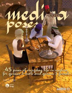 Medina Poses