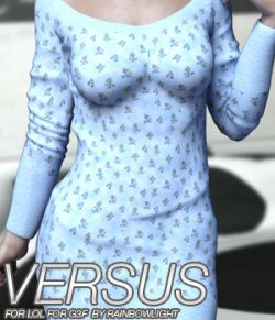 VERSUS- LOL for Genesis 3 Female(s)
