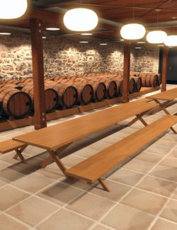 Wine Hall