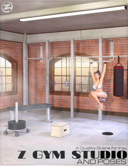 Z Gym Studio and Poses