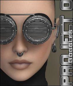 Project Zero - Goggles