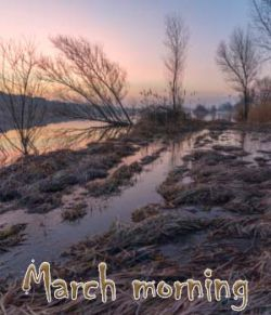 March morning