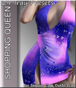 Shopping Queen: for Sequin Club