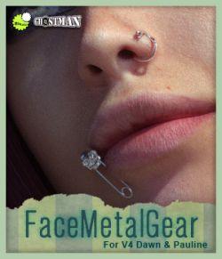 FaceMetalGear