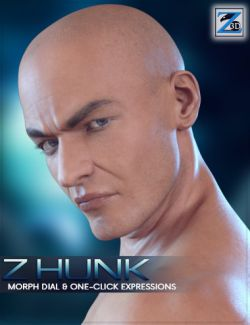 Z Hunk- Morph Dial and One-Click Expressions for Dante 7