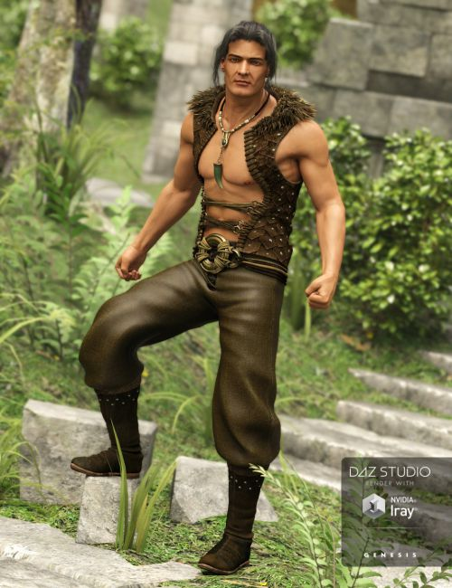 Havoc Outfit for Genesis Male(s)