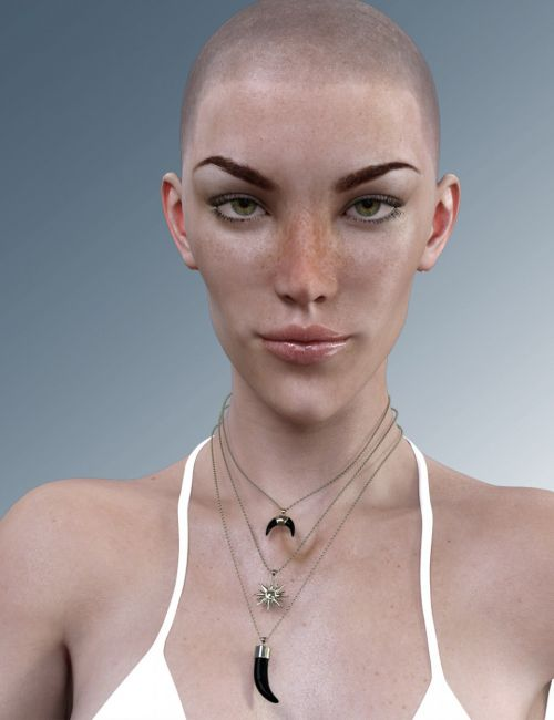 X-Leonore for Genesis 3 Female