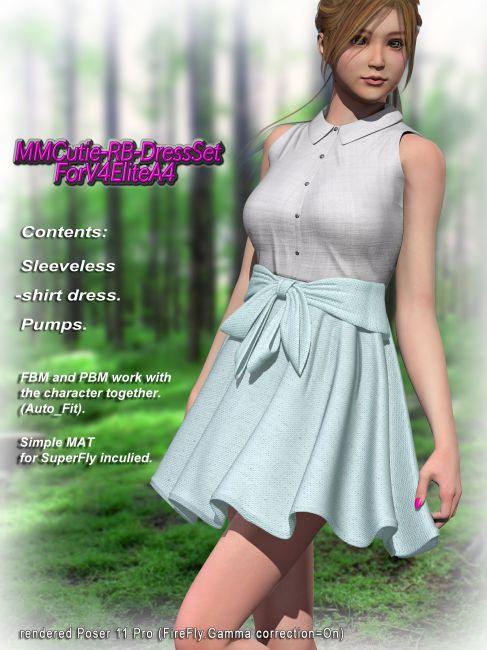 MMCutie-RB-DressSetForV4EliteA4