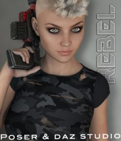 Rebel Basics - TShirt 2