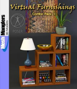 Virtual Furnishings- Combo Pack 1