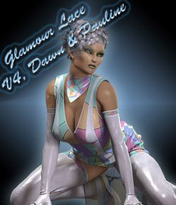 Glamour Lace For V4, Dawn & Pauline