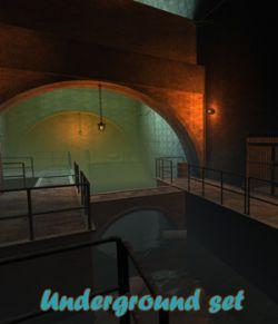 Underground set